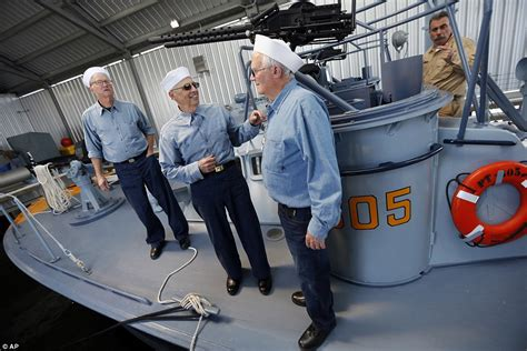 Pt Boat Louisiana by Pt Boat That Saw Wwii Combat Restored In Louisiana Daily