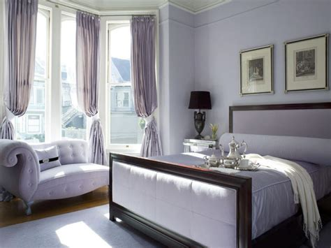 lavender gray paint popular master bedroom decor regarding