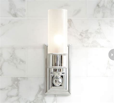 bathroom sconces 6 bathroom lighting options style at home