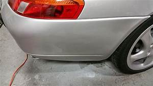 We Can Fill Holes And Touch Up Your Car Paint For Much