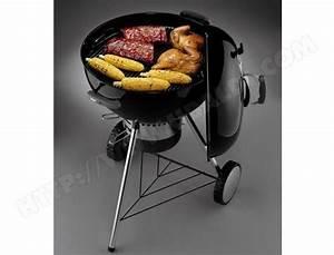 Charbon De Bois Weber : barbecue weber charbon de bois 57 cm barbecues weber pas ~ Melissatoandfro.com Idées de Décoration