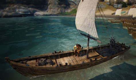 Bdo Fishing Boat For Epheria Sailboat by Ships Guide Bdfoundry