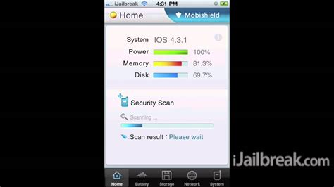 how to check iphone for viruses mobishield cydia app anti and security software for