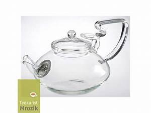 Teekanne Aus Glas Mit Sieb : teekanne aus glas haus ideen ~ Michelbontemps.com Haus und Dekorationen