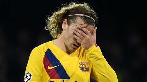 Barca confirm Griezmann could miss rest of La Liga season ...