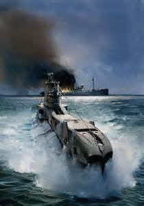 WWII Navy Submarine