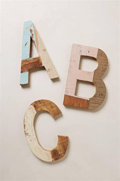 reclaimed wood block letters wood letters wood blocks tape wall art