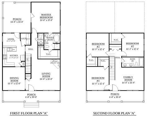 southern heritage home designs house plan    allendale