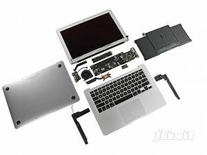Macbook Air 13 U0026quot  Mid 2011 Teardown