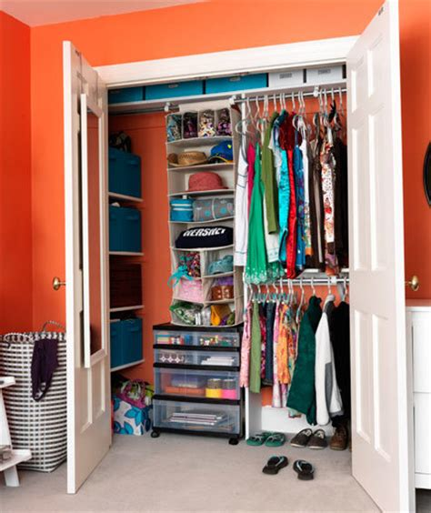 Simple Closet Organization by Repurpose Hanging Organizers 17 Organizing Tips For Your