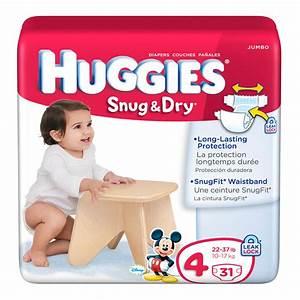 Diaper Duty – Huggies Snug & Dry | Vanilla Joy