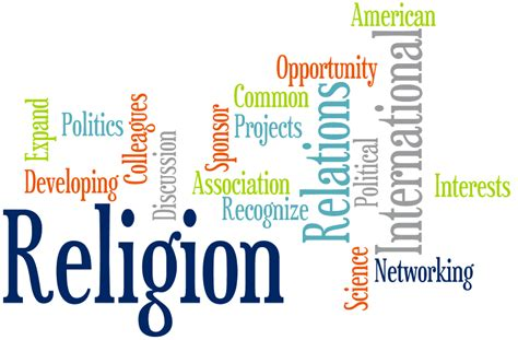 Religion and International Relations Section (REL)