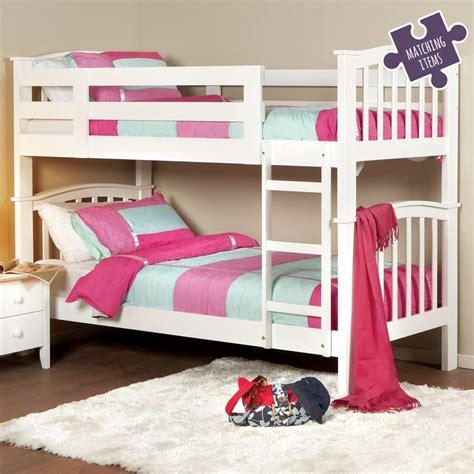 bunk beds with mattress children s bunk bed