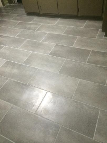 peel and stick kitchen floor tile 12 in x 24 in coastal grey resilient vinyl tile flooring 9076