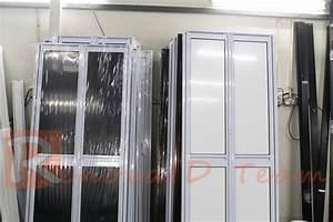 Aluminium Bifold Toilet Doors Specialists in Singapore Renovaid