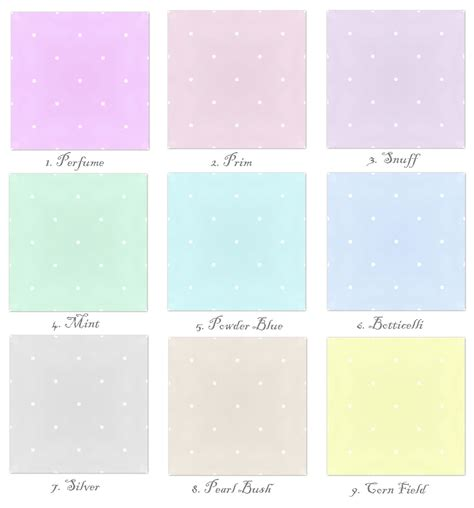 *cute ᾔ Cool*  Polka Dot Pastel Collection + Edit