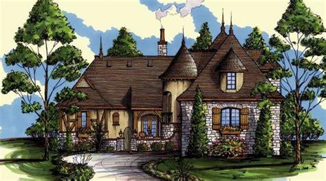 buckinghamshire storybook castle house plans