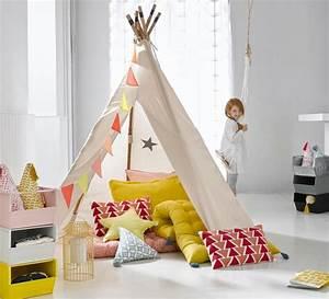 Tipi Chambre Garçon : 6 coups de c ur pour les kids chez am pm joli place ~ Teatrodelosmanantiales.com Idées de Décoration