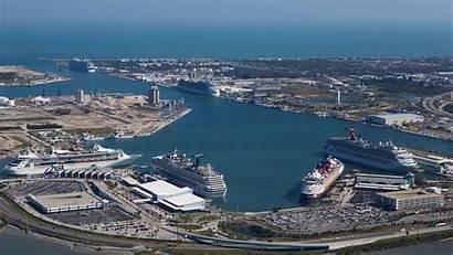 Canaveral Port Cruise Terminal Orlando Airport Florida