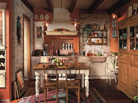 rustic home interior designs best 25 country kitchens ideas on country