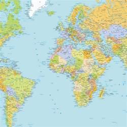 design weltkarte politische karte welt karte