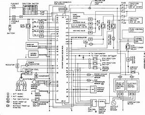 240sx  S13 Ka24de Ecu Pinout And Wire Locations