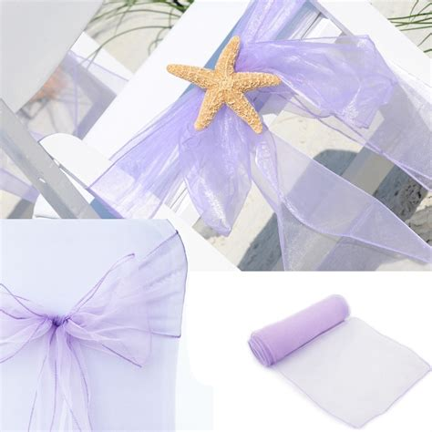 wedding chair sash material 200pcs 22 275cm new colors chair cover sashes organza material wedding sash wedding party