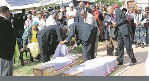 murdered women buried