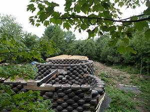Solar Earthship (Tire House) Passive Solar Case Study ...