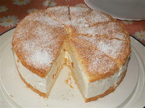 kaese sahne torte mit mandarinen rezept essen und trinken