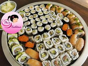 Sushi Selber Machen : eng sub how to make sushi schritt f r schritt sushi ~ A.2002-acura-tl-radio.info Haus und Dekorationen