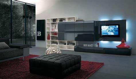 modern kitchen interior design modern lcd black wall unit design ipc217 lcd tv