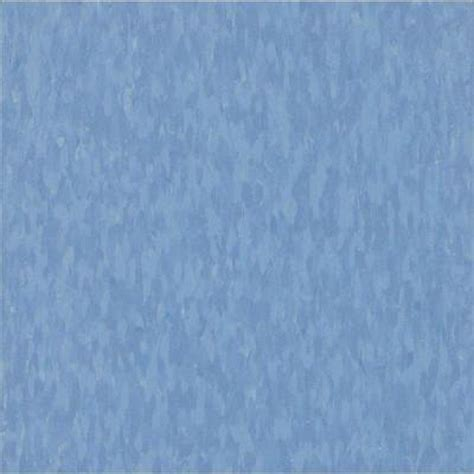 armstrong vct tile home depot armstrong take home sle imperial texture vct blue