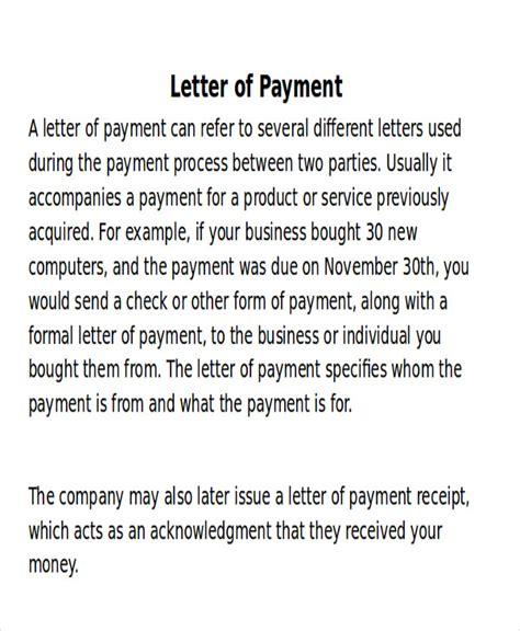 receipt  payment letter templates   ms