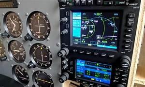 Cessna 172 Flight Simulator Panel