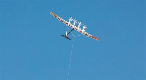 Makani Power и ее летающие ветрогенераторы куплены Google . Неизведанное