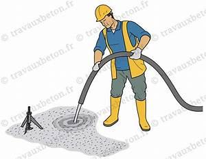 Couler Une Chape : la chape travaux b ton ~ Melissatoandfro.com Idées de Décoration