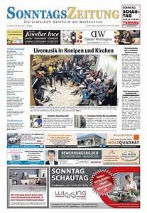 Badausstellung Sonntag Schautag : sonntagszeitung 4 12 2016 by sonntagszeitung issuu ~ Buech-reservation.com Haus und Dekorationen