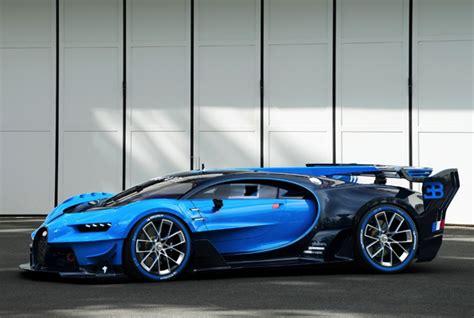 bugatti ettore concept bugatti vision gran turismo entre les lignes le futur de