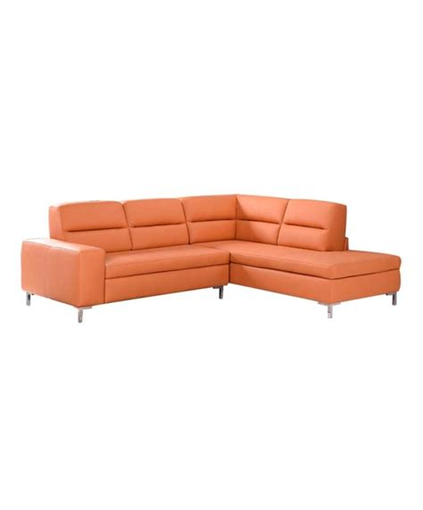 Italian Cowhide Leather by Genuine Italian Cowhide Leather Sofa The Furniture Mall