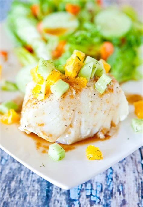 glazed bass sea salmon maple chilean orange sauce dill grouper seared lemon pan barbeque relish recipes cucumber champagne dipping pepper