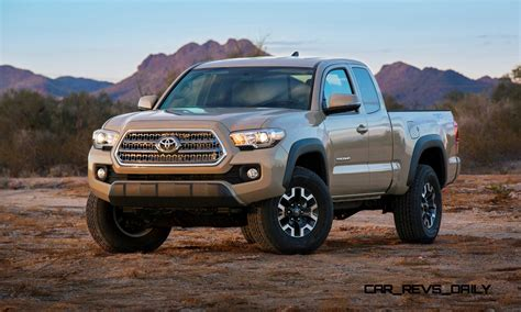 Toyota Tacoma Road Accessories by 2016 Toyota Tacoma Trd Road 1