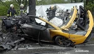 Fatal Lamborghini Gallardo Crash in Germany » AutoGuide ...
