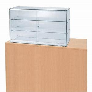 Vitrine A Poser : vitrine poser 100 x 40 x 59 5cm ~ Melissatoandfro.com Idées de Décoration
