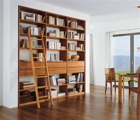 Ladder Bookcases For Sale by Luxury Contemporary Bookcases Cubus Team 7 Wharfside