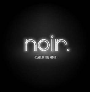 Noir on Behance