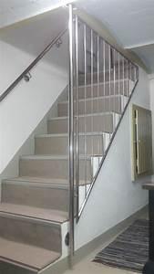 Geländer Für Treppe : metallbau edelstahl krause ~ Markanthonyermac.com Haus und Dekorationen