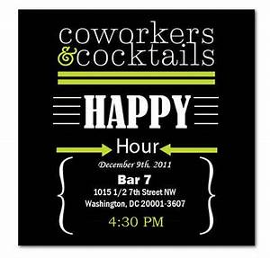 Invite Maker Online Free Happy Hour Invite Wording Samples Invitation Templates