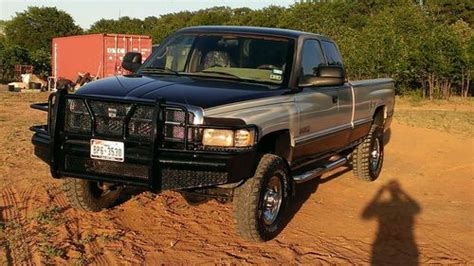 automobile air conditioning repair 1997 dodge ram 2500 electronic toll collection purchase used 1997 dodge ram 2500 12 valve cummins 4x4 in hawley texas united states