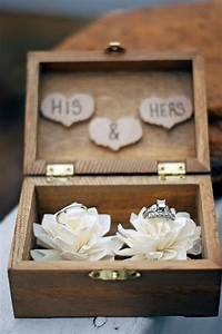 23 ideas for featuring succulents in your wedding for Wedding ring box ideas
